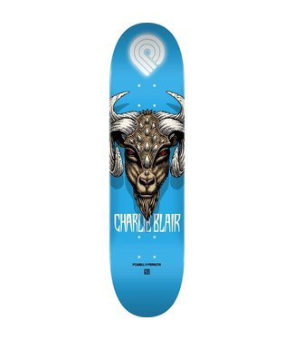 "POWELL PERALTA 8.5"" Charlie Blair Goat Deck"