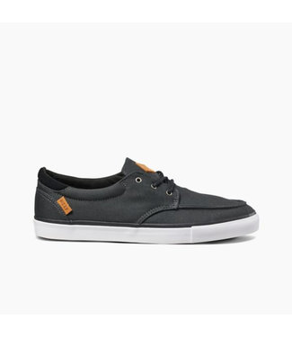 Reef Deckhand 3 Black Shoes