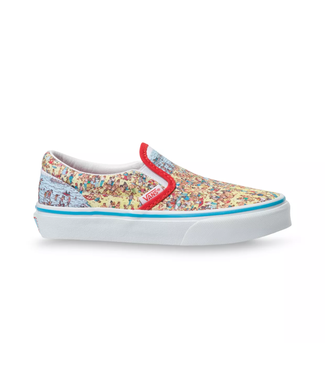 Vans Waldo Kids Classic Slip-On Shoes