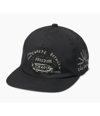 Roark Revival Run Amok Stash Cap Strapback Hat