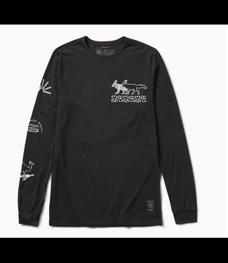 Roark Revival Run Amok Mathis Knit Freedom & Chaos Long Sleeve T-Shirt