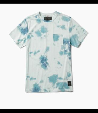 Roark Revival Run Amok Mathis Celestial Tie Dye Knit T-Shirt