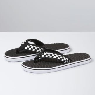Vans La Costa Checkerboard Sandals