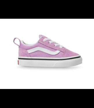 Vans Toddler Elastic Old Skool Shoes