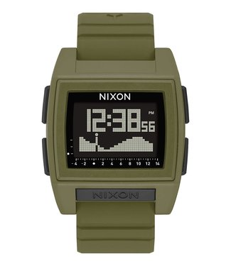 Nixon Base Tide Pro Surplus Watch