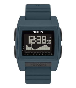Nixon Base Tide Pro Dark Slate Watch
