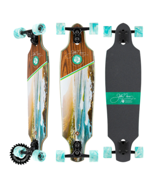 Sector 9 Cape Roundhouse Complete Longboard