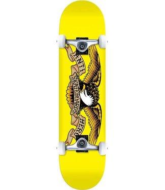 "Anti Hero Skateboards 7.38"" Classic Eagle Complete Skateboard"