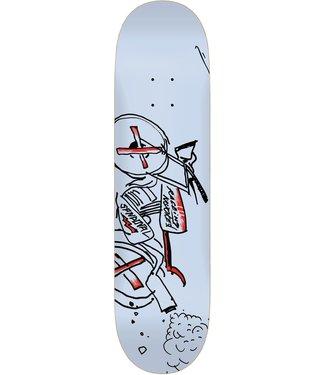 """Krooked Skateboards 8.6"""" Sandoval Racer Deck"""