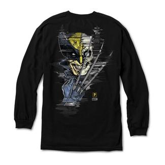 Primitive Skateboards Marvel Wolverine Long Sleeve T-Shirt