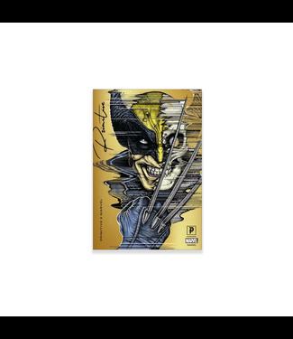 Primitive Skateboards Marvel Wolverine Foil Sticker