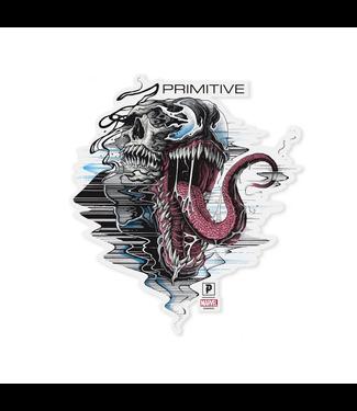 Primitive Skateboards Marvel Venom Die-Cut Sticker
