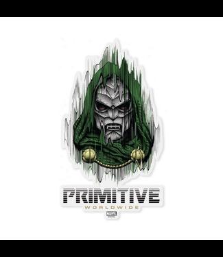 Primitive Skateboards Marvel Doctor Doom Die-Cut Sticker