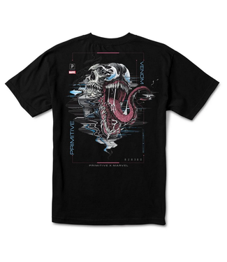 Primitive Skateboards Marvel Venom T-Shirt