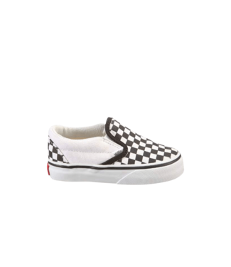 Vans Toddler Classic Checkerboard Slip-On Shoes