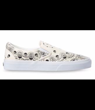 Vans Classic Slip-On Bandana Shoes