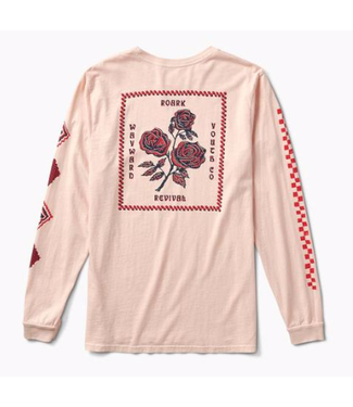 Roark Revival La Rosa Long Sleeve T-Shirt