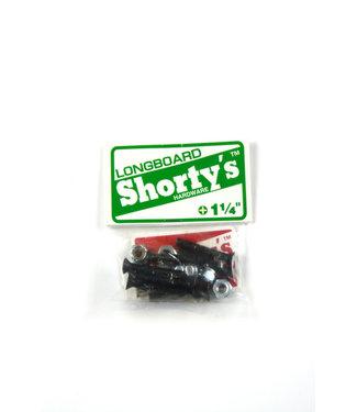 """Shortys 1.25"""" Skate Hardware"""