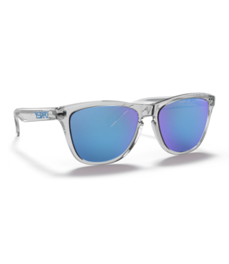 Oakley Frogskins Crystal Clear Sunglasses