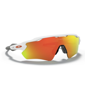 Oakley Radar EV Path Polished White Sunglasses