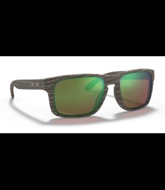 Oakley Holbrook Woodgrain Polar Sunglasses