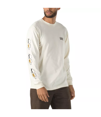 Vans Micro Dazed Egg Long Sleeve T-Shirt