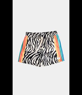 "Duvin Design Co. 15"" Zebra Disco Short"