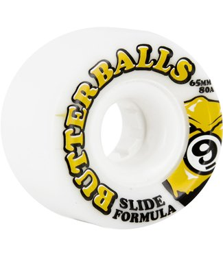 Sector 9 65mm Butterball Slide 80A Wheels