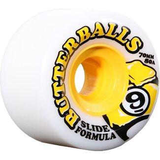 Sector 9 70mm Butterball Slide 80A Wheels