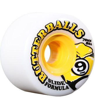 Sector 9 70mm Butterball Slide 80A Wheels