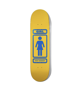 "Girl 8.5"" Kennedy 93 Til Deck"