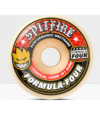 Spitfire Wheels 54mm F4 101d Conical Full Wheels