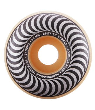 Spitfire Wheels 54mm F4 Classic Swirl 97a Wheels