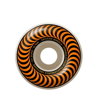 Spitfire Wheels 53mm F4 Classic Swirl 101a Wheels