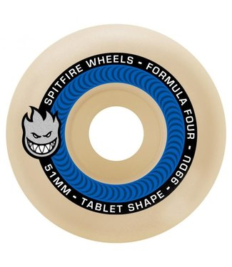 Spitfire Wheels 53mm F4 Tablet 99a Wheels