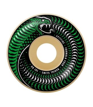 Spitfire Wheels 52mm F4 Venomous Radial Slim 101a Wheels