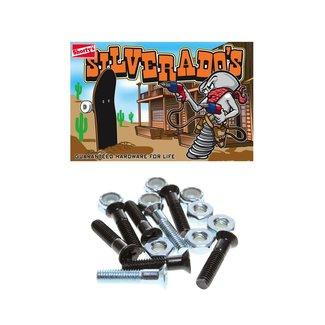 "Shorty's Inc. 1"" Silverado Skate Hardware"