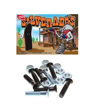 "Shortys 1"" Silverado Skate Hardware"