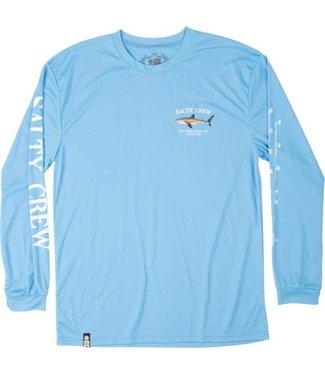 Salty Crew Bruce Tech Long Sleeve T-Shirt