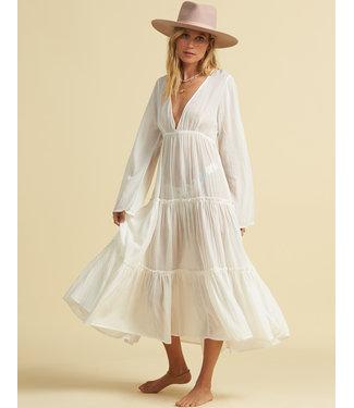 Billabong The Salty Blonde Wander Lust Dress