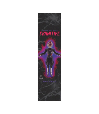 Primitive Skateboards Goku Black Rose Grip Tape
