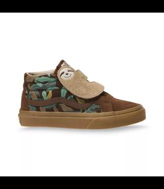 Vans Kids Sloth Sk8-Mid Shoes