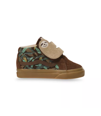 Vans Toddler Sloth Sk8-Mid Shoes