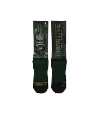 Primitive Skateboards Marvel Doctor Doom Socks