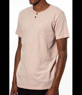 Katin USA Folk Henley Knit T-Shirt