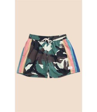 Duvin Design Co. Camo Disco Swim Short