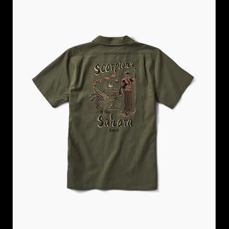 Roark Revival Scorpions Of The Sahara Button Up Shirt