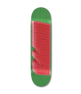"""Hopps Skateboards 8.25"""" Big Hopps Wax Deck"""