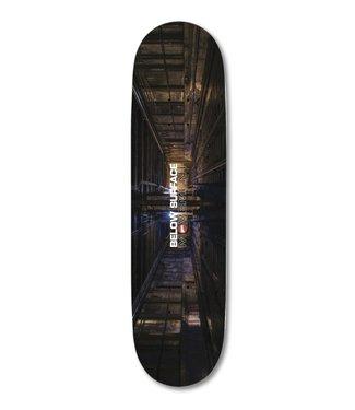 """Hopps Skateboards 8.25"""" Below Surface Movement Deck"""