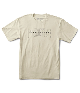 Primitive Skateboards Collegiate Worldwide T-Shirt